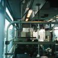 ロワッシーバス内で