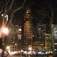 1日目 マンハッタンの夜の1枚